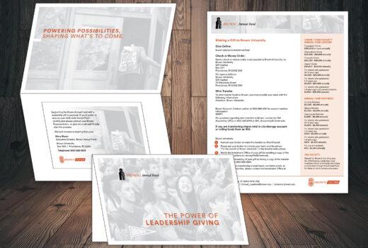 Brown University Leadership Giving